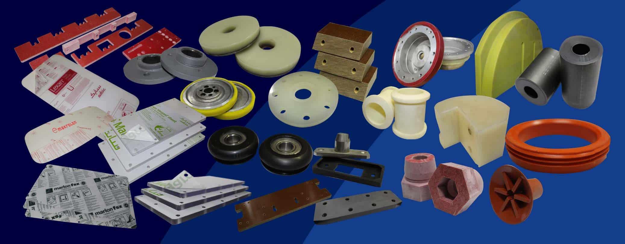 EGA Plastics Engineering Assortment