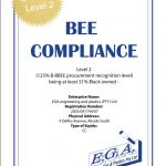 bee certification ega plastics