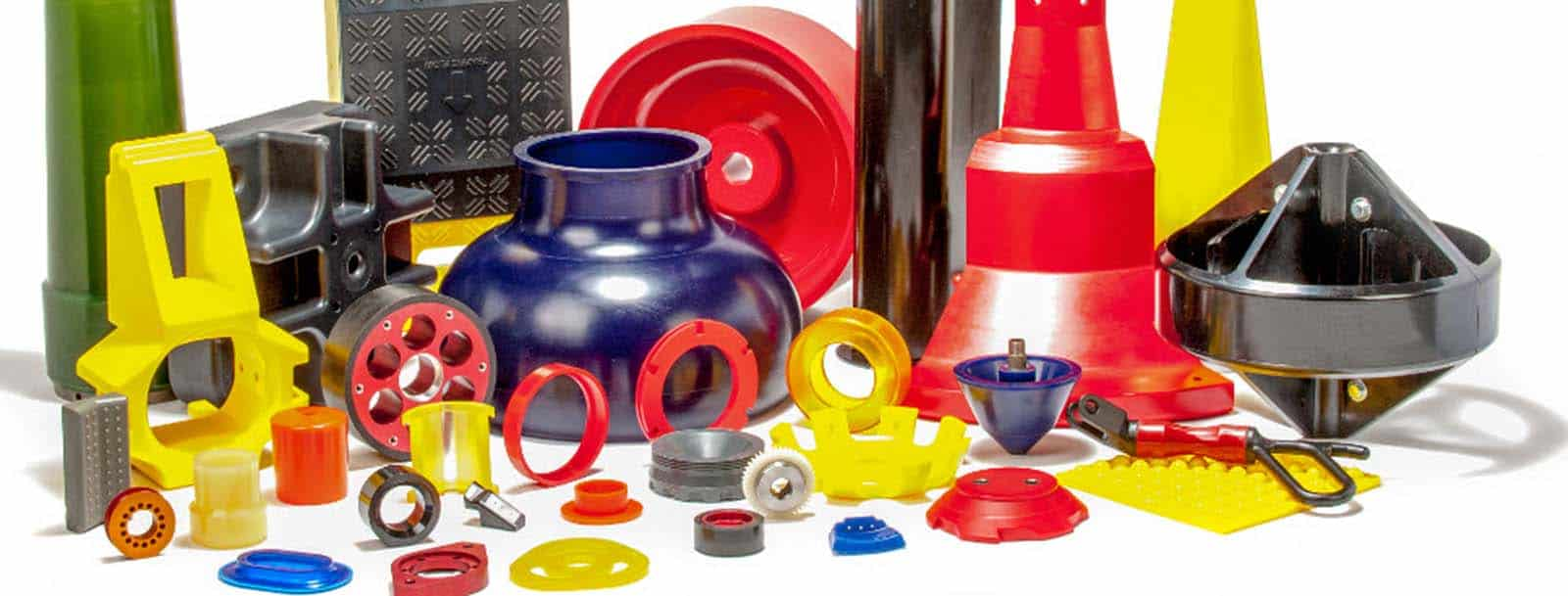 polyurethane moulded components